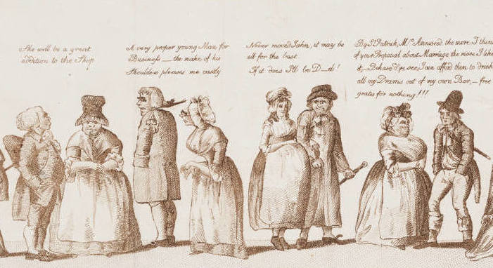 8 Ill-advised Reasons for Getting Married, 1792